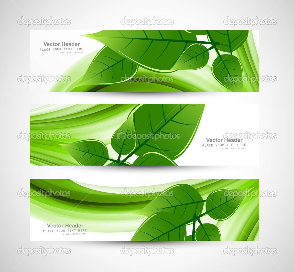abstract natural green vector - photo #3
