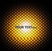Abstract vector kleurrijke halftone achtergrond — Stockvector