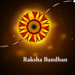 Celebration RakshBandhfestival colorful background vector — Stock Vector #27991135
