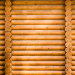 Wooden wall.   — Stock Photo
