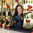 Bartender — Stock Photo #21979385