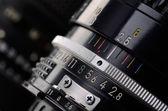 Kamera objektifi — Stok fotoğraf