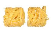 Tagliatelle pasta — Stock Photo