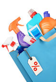 Detergents — Stock Photo
