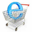 E-commerce — Stock Photo #12857198