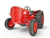 трактор — Стоковое фото