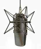 Microphone — Stockfoto