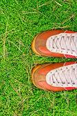 体育鞋 — 图库照片