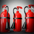 Fire extinguisher - Foto Stock