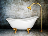 Bathtub — Stock Photo