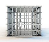 Cage — Stock Photo