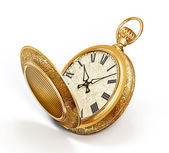 Vintage horloge — Stockfoto