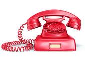 Téléphone vintage — Photo