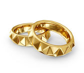Rings — Stock Photo