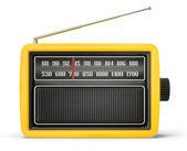 Rádio — Stock fotografie