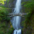Stock Photo: Multnomah Falls Oregon