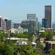 Downtown Portland - Stock Photo