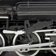 Steam Locomotive Closeup — Stock Photo #17167169