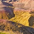 Stock Photo: Badlands