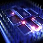 Quantum Processor — Stock Photo #17169833