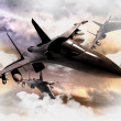 Fighter Jets in Action — Stock Photo #17169891