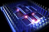 Quantum Processor — Stock Photo