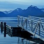 Montana Lake McDonald — Stock Photo #17170045