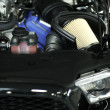 Sport Vehicle Air Filter - Stock Photo