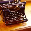 Vintage Typewriter — Stock Photo #17171367