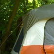 Campsite Tent — Stock Photo