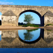 Foto Stock: Vintage Stones Bridge