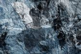 Crumpled Bluish Paper — Stock Photo