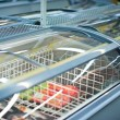 Commercial Refrigerator - Stock Photo