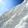 Winter Snowfields — Stock Photo