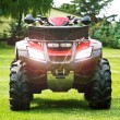 Stock Photo: ATV - Quad Bike