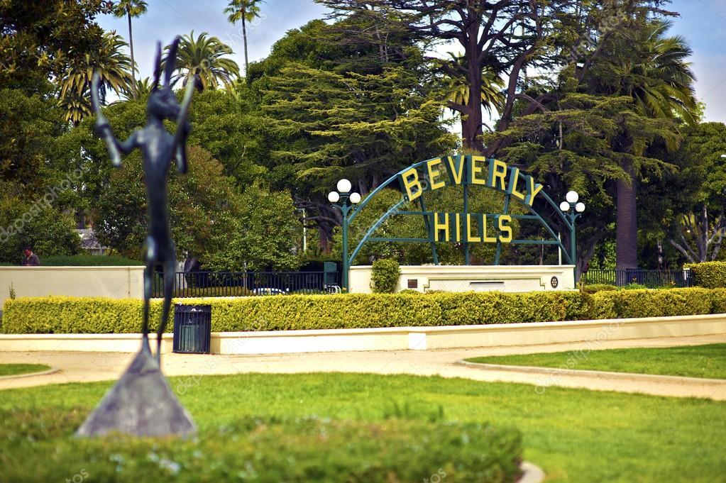 Фотообои Беверли Хиллз, Калифорния