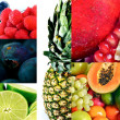 Stock Photo: Fruits Freshness