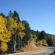 Colorado Highway — Stock Photo