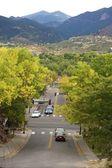 Old Colorado City — Stock Photo