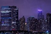Night Life Chicago — Stock Photo