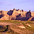 badlands escénicas — Foto de Stock   #17430499