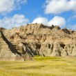 Badlands Prairie — Stock Photo #17431619