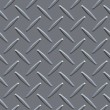 Stock Photo: Industrial Metal Board Texture