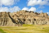 Badlands Prairie — Stock Photo