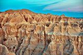 Badlands Erosion — Stock Photo