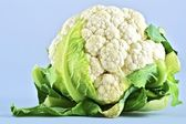 Raw Cauliflower — 图库照片