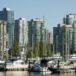 Vancouver, British Columbia — Stock Photo #17620797