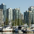 Stock Photo: Vancouver, British Columbia