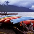 Kayaks — Stock Photo #17621905