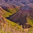 Rugged Badlands Beauty — Stock Photo